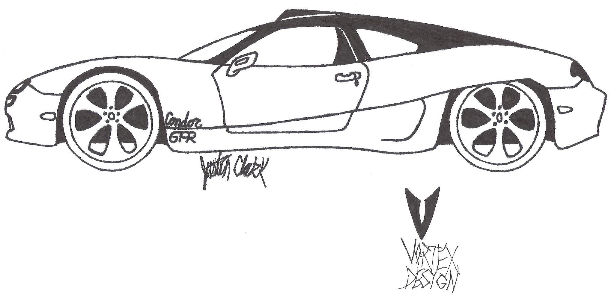 Vortex Condor GT-R