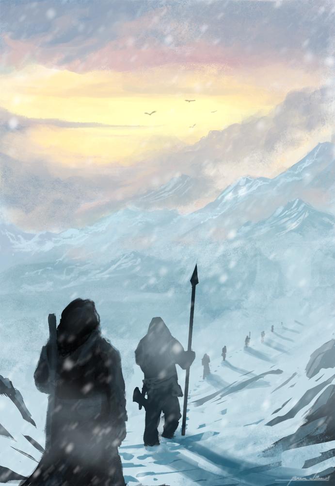 You know nothing Jon Snow.
