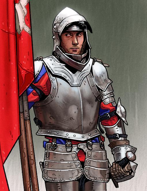 Study of a Knight