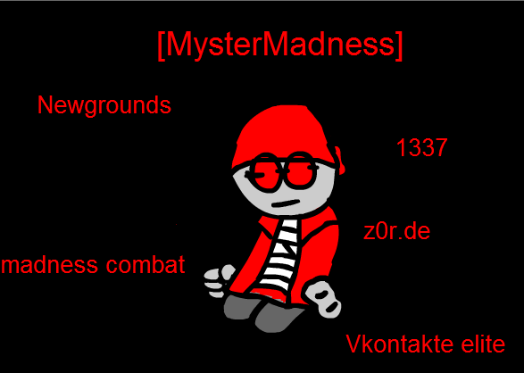 Mr.Madness art #4.5