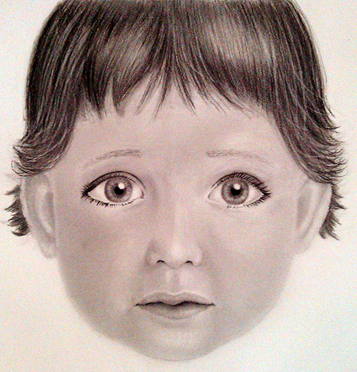 JDH Baby portrait