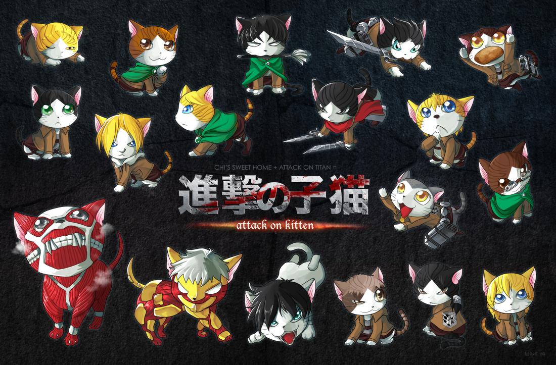 Attack on... Kitten!