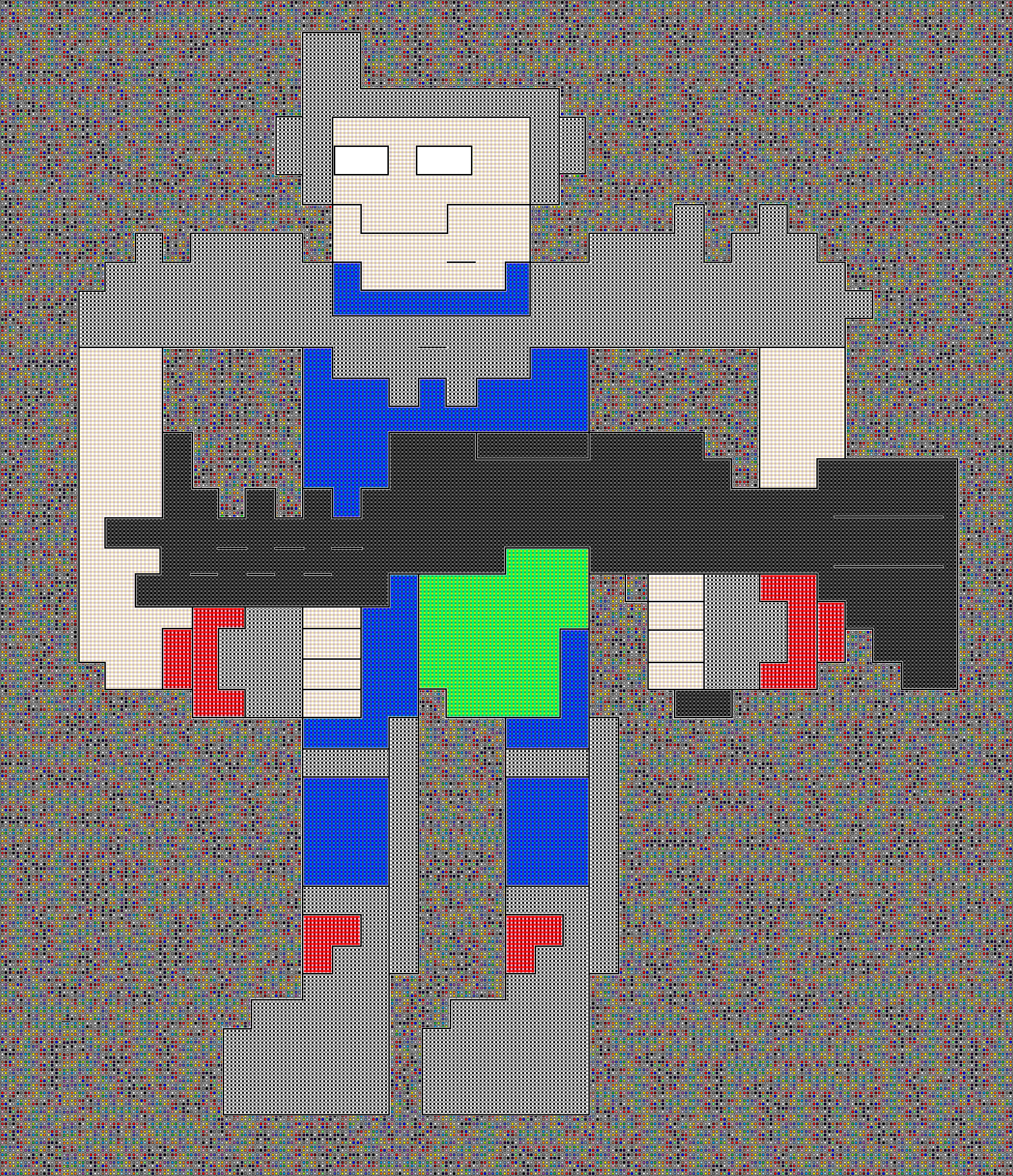 Machine Gunner 8Bit