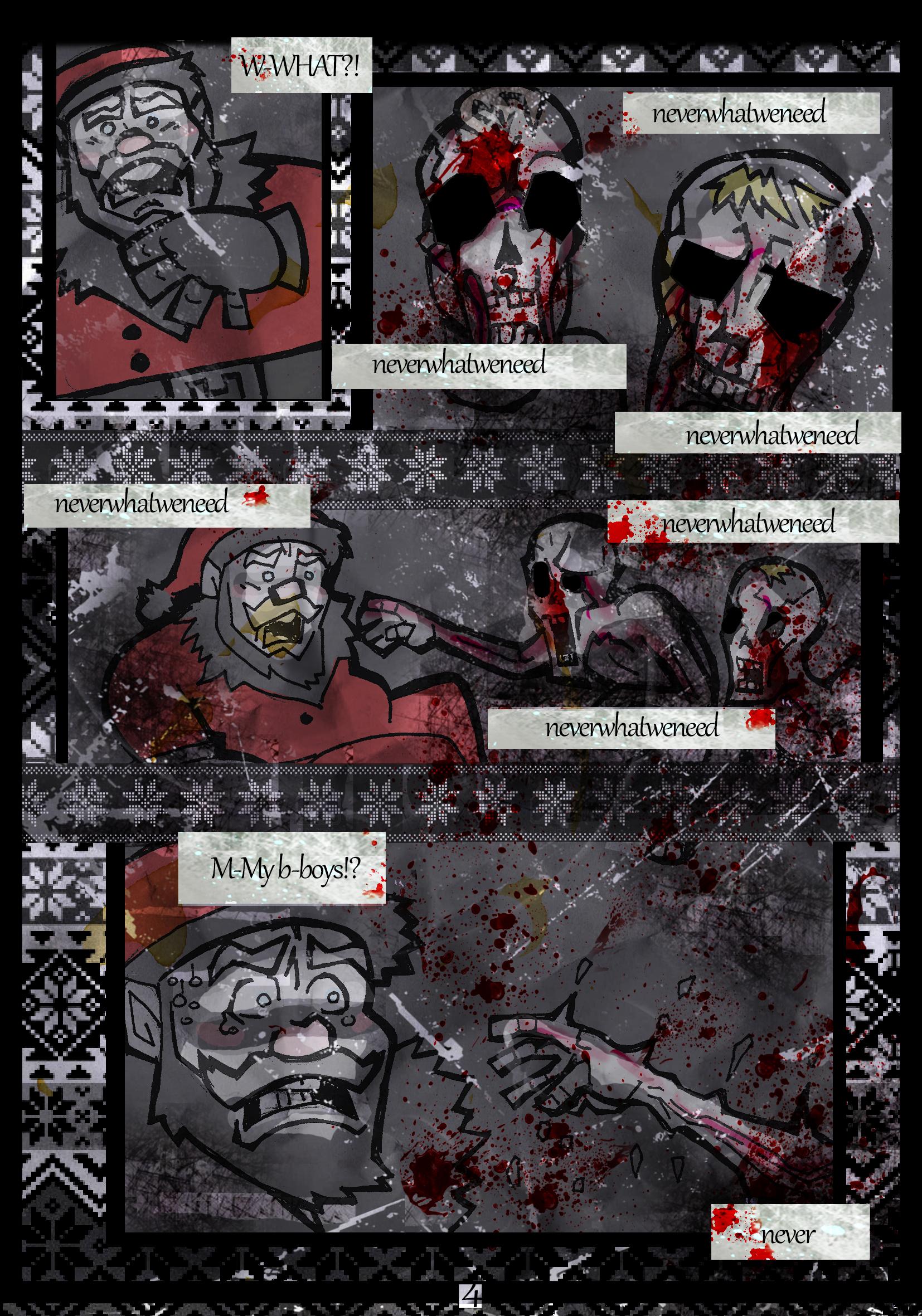 Santa is Real - Page 4