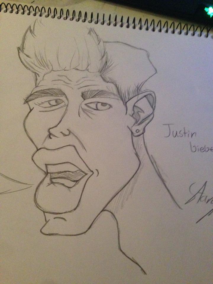 Justin beiber