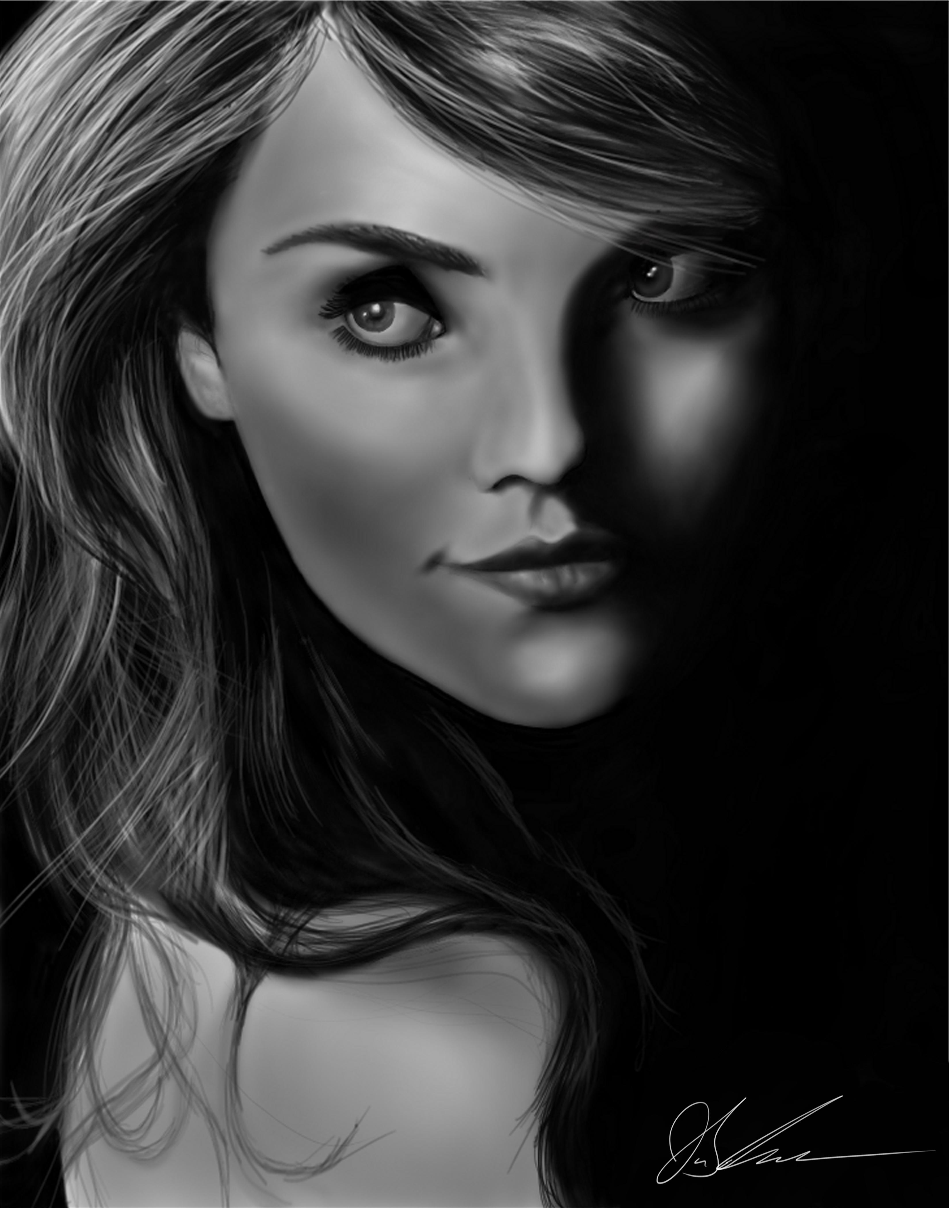 Elle's Portrait