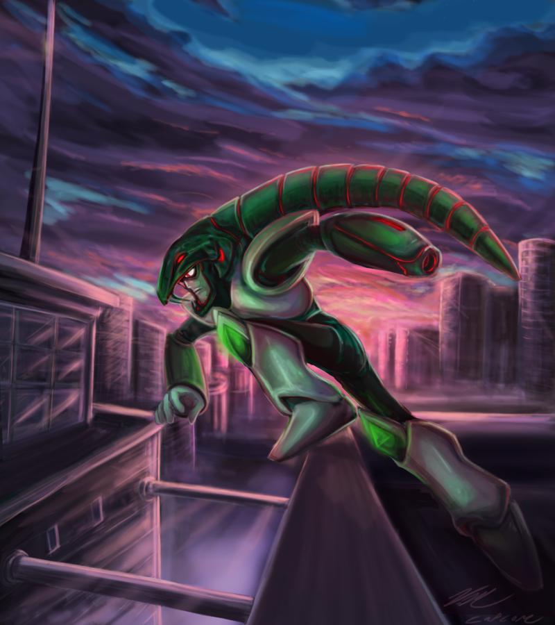 Snakeman: Dawn Escape