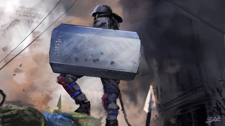 Ukrainian Riots (5)