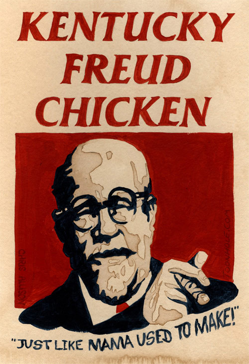 Kentucky Freud Chicken