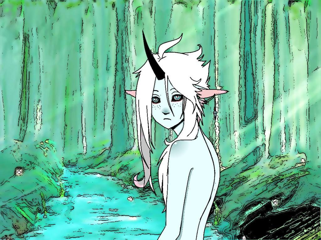 Unicorn Girl.
