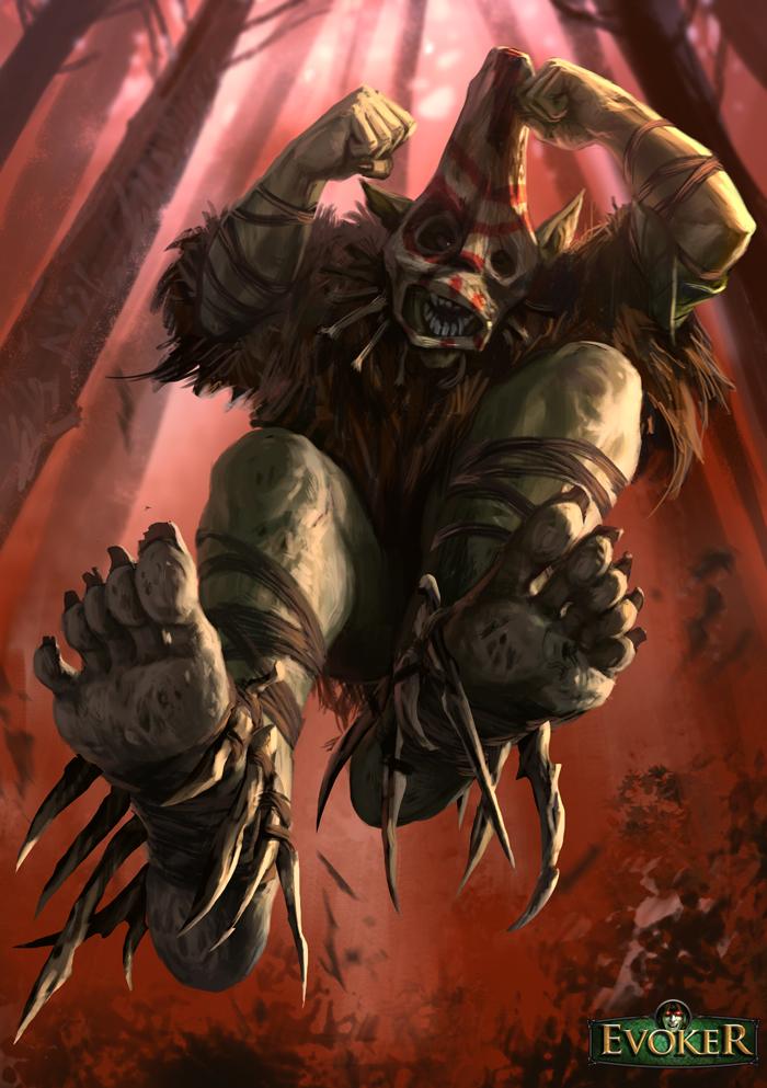 Evoker Ork 5