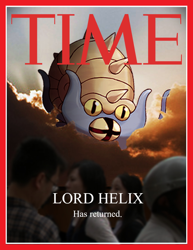 TIME of Lord Helix