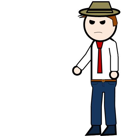 Johnny (Full Body)