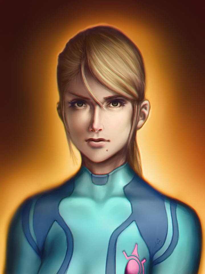 Samus In Color