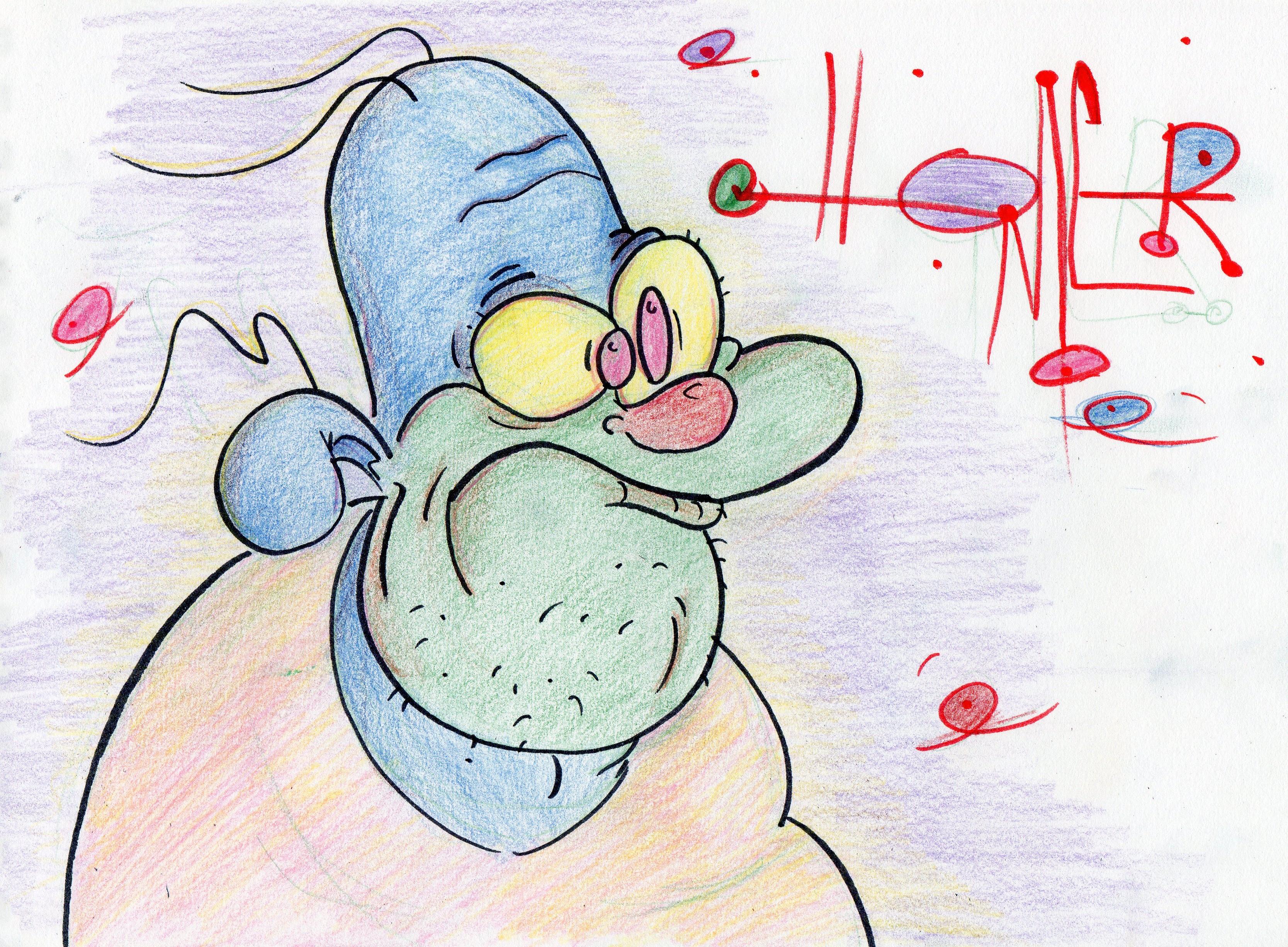 Homer Simpleton