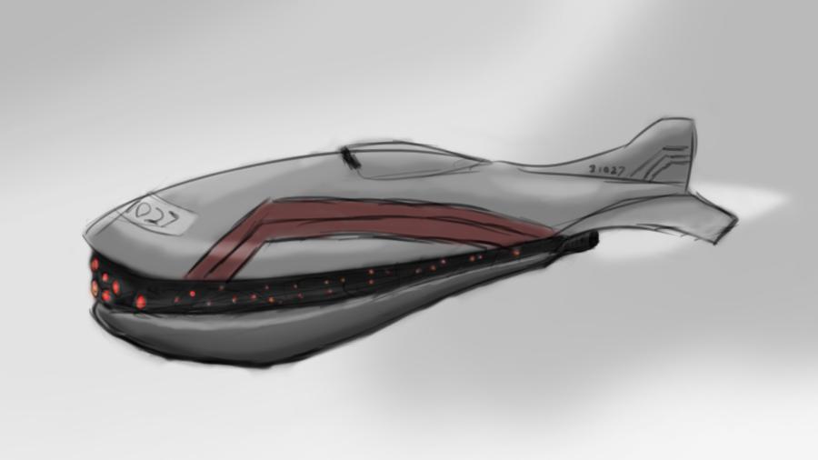 Wale Ship Concept