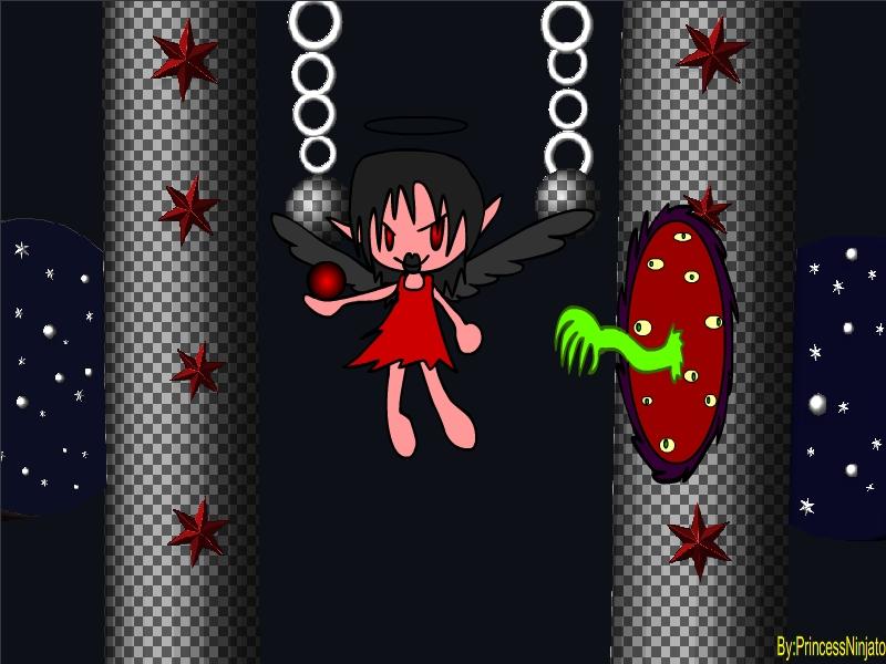 Fallen Star Angel