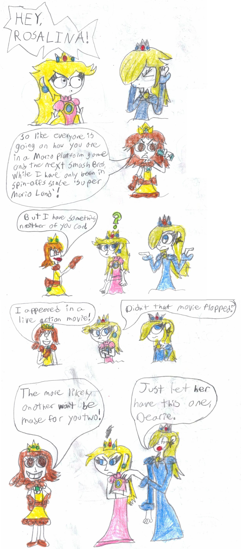 Daisy's Comeback