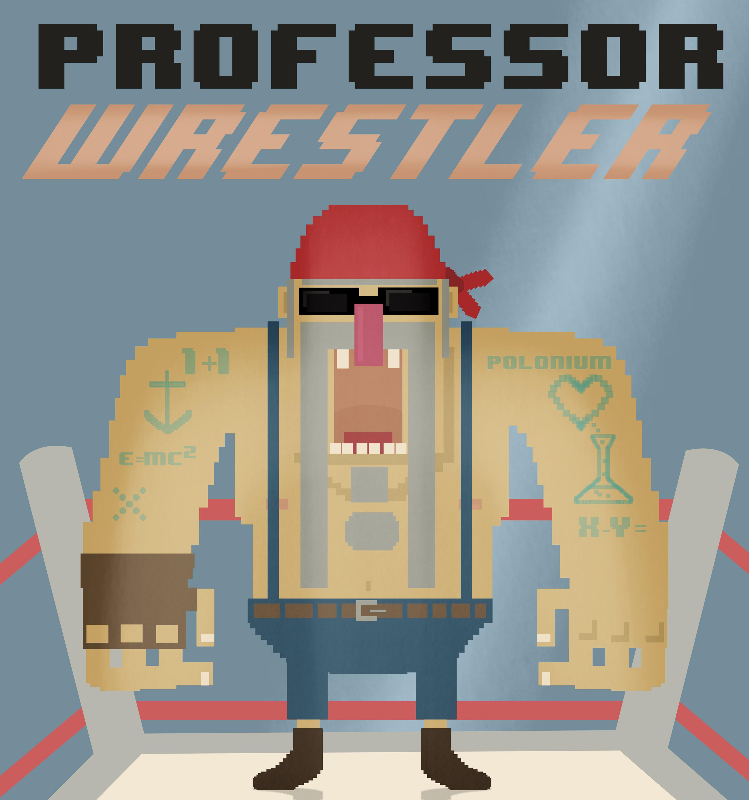 Professor Wrestler