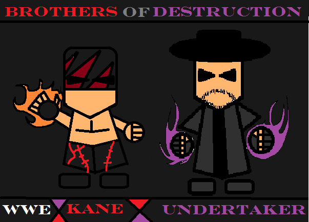 WWE Brothers of Destruction!