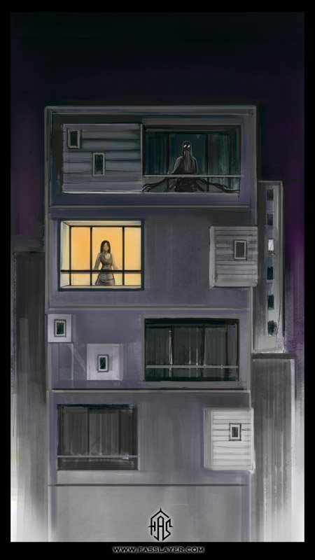 Evil Neighbor