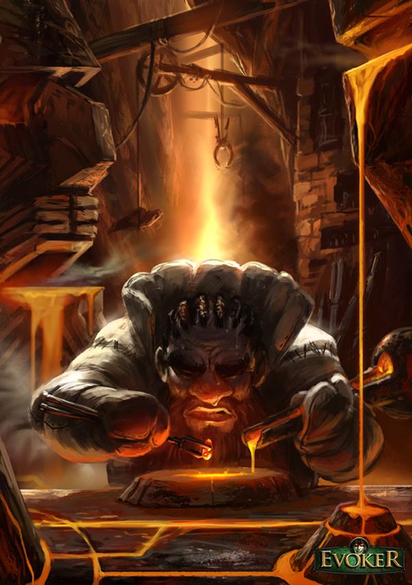 Evoker Dwarf