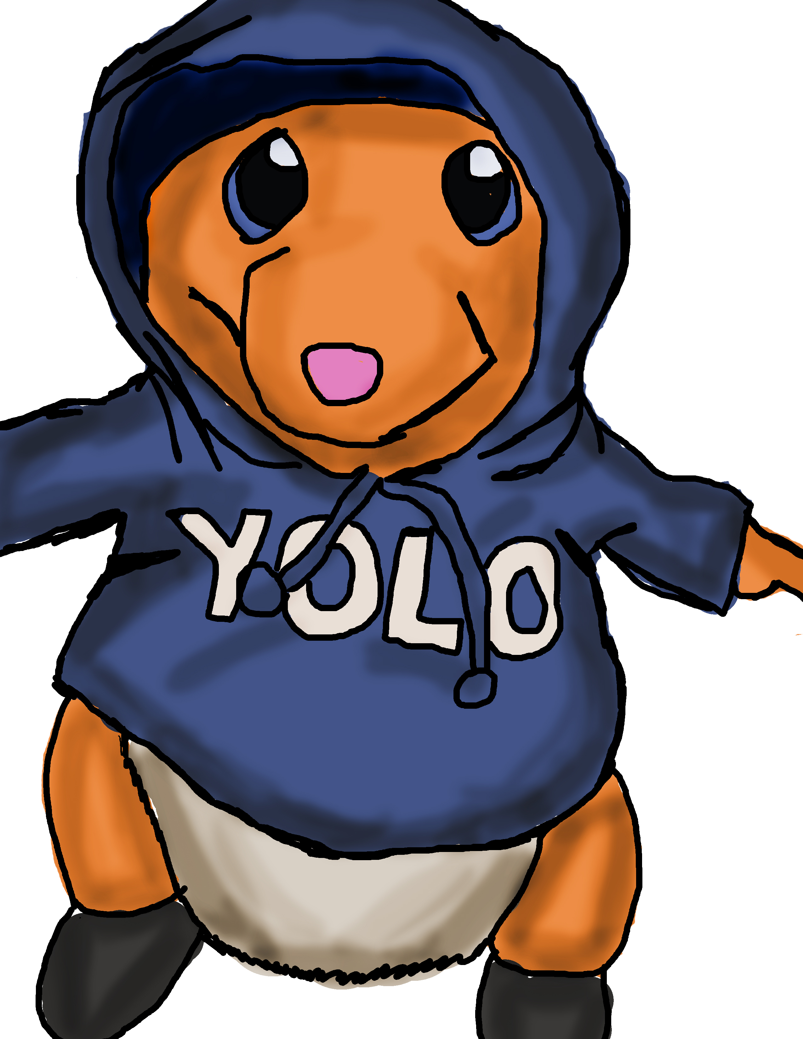 YOLO Squirrel