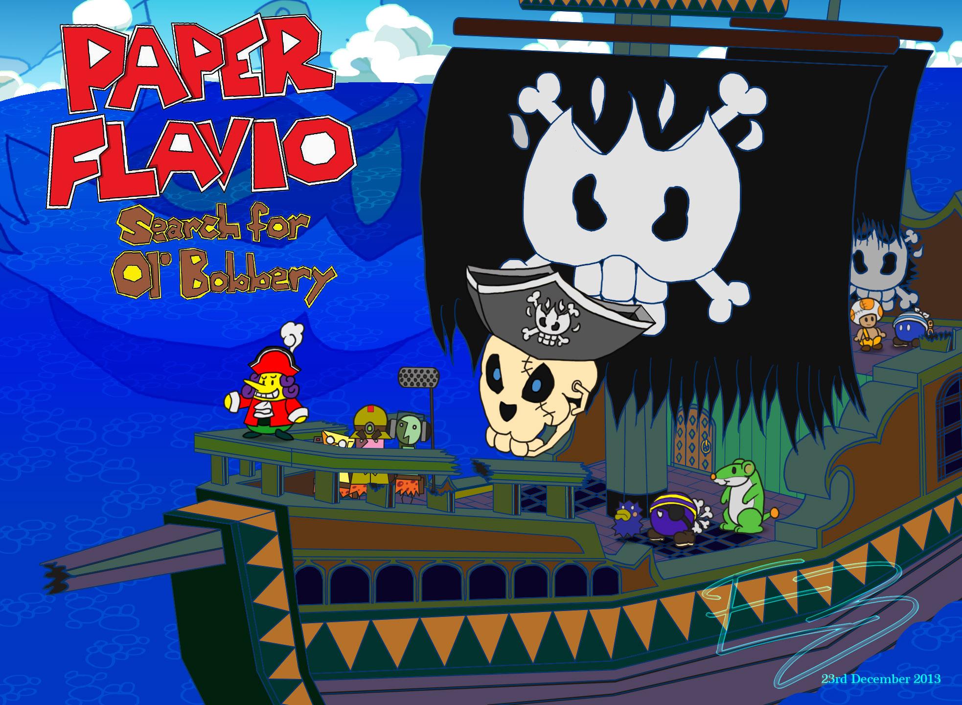 Paper Flavio
