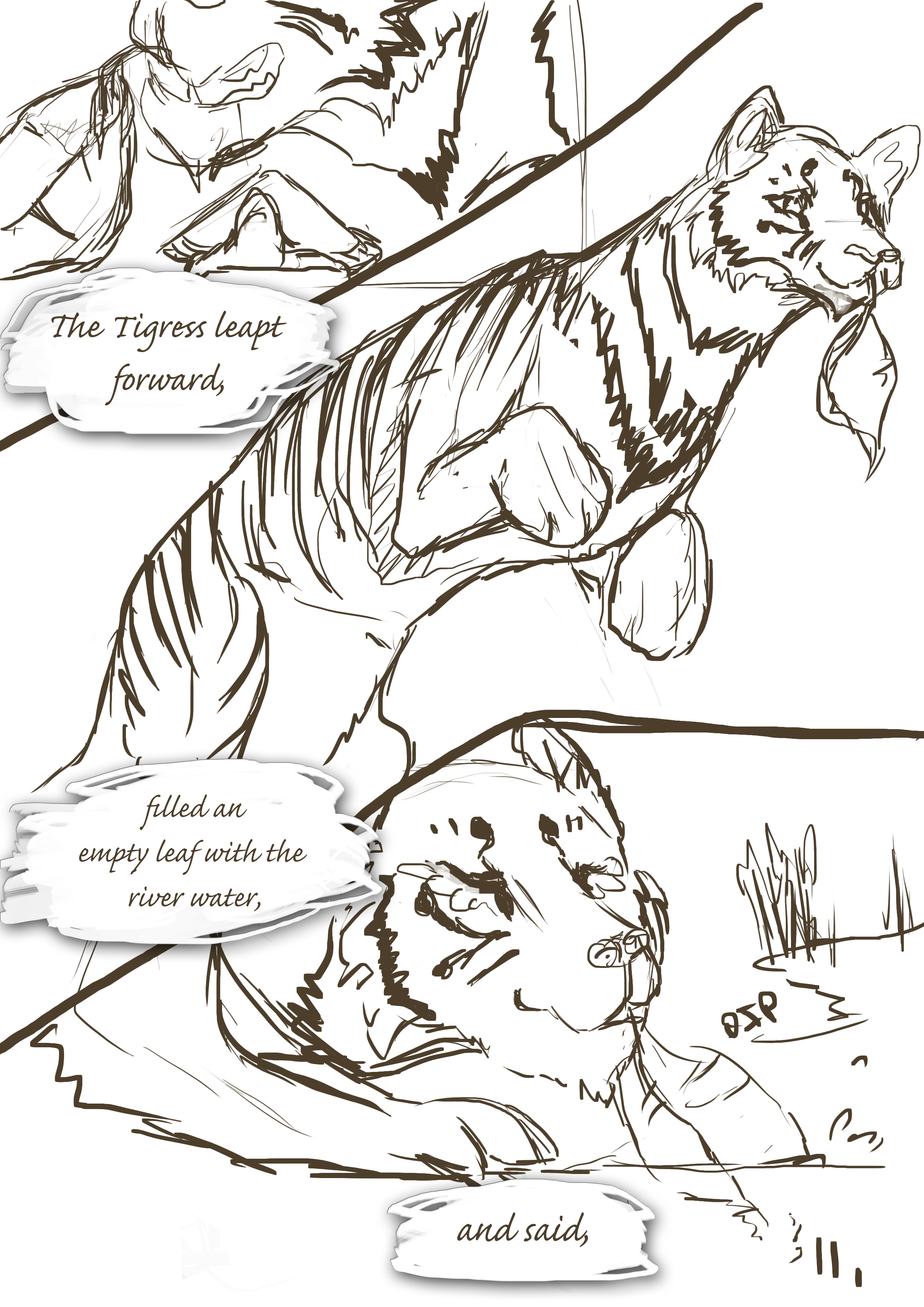 The Turtle and The Tigress 11