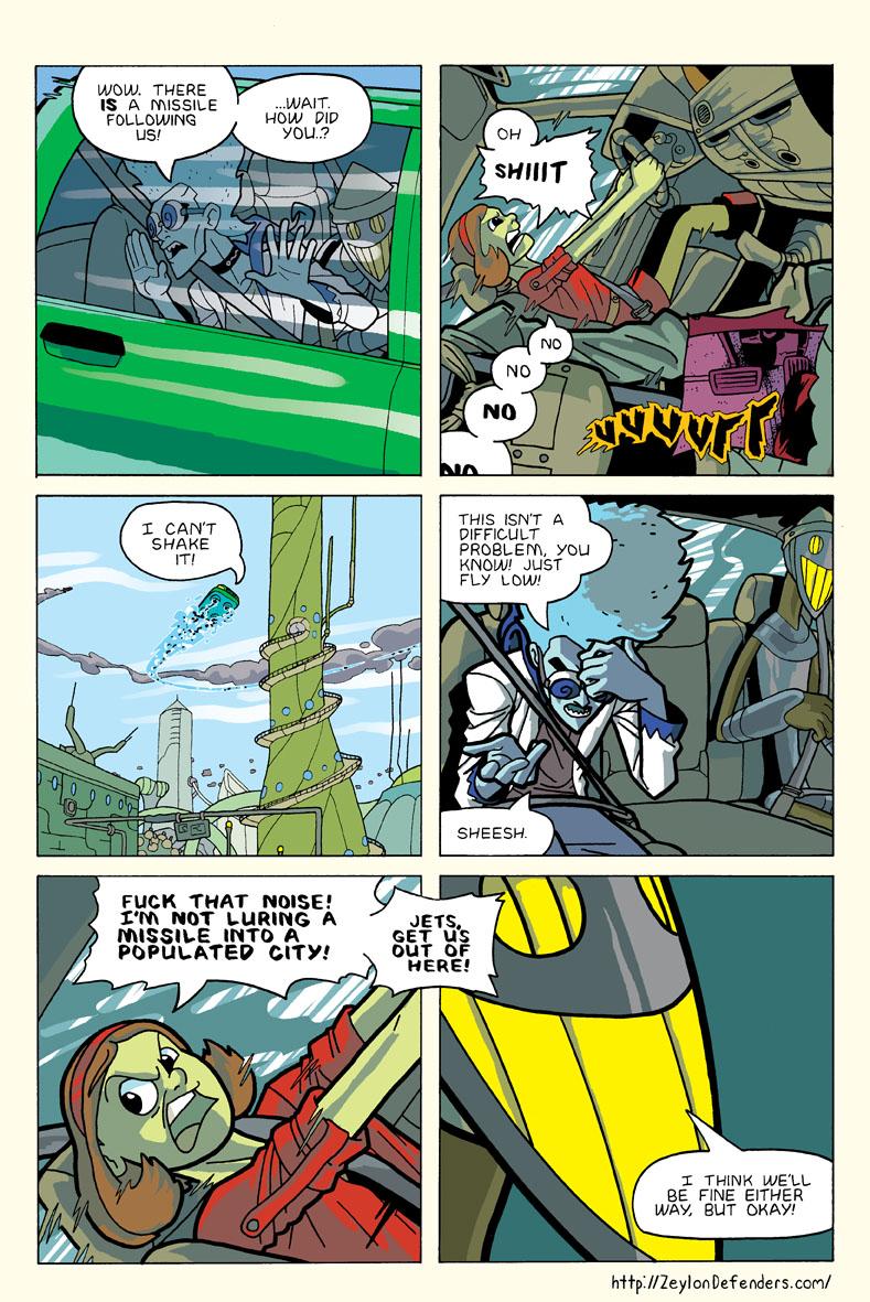 Zeylon Defenders pg. 40