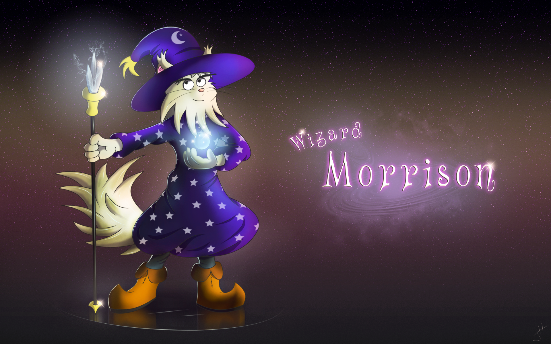 Wizard Morrison