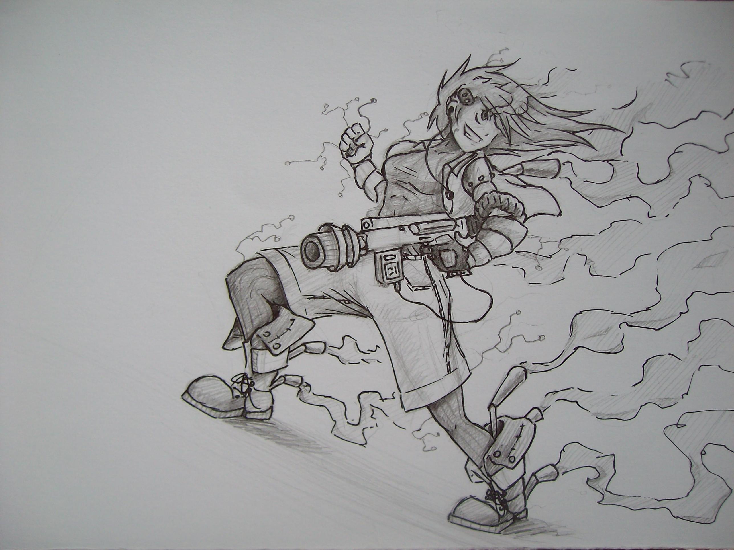 S. - Blaster