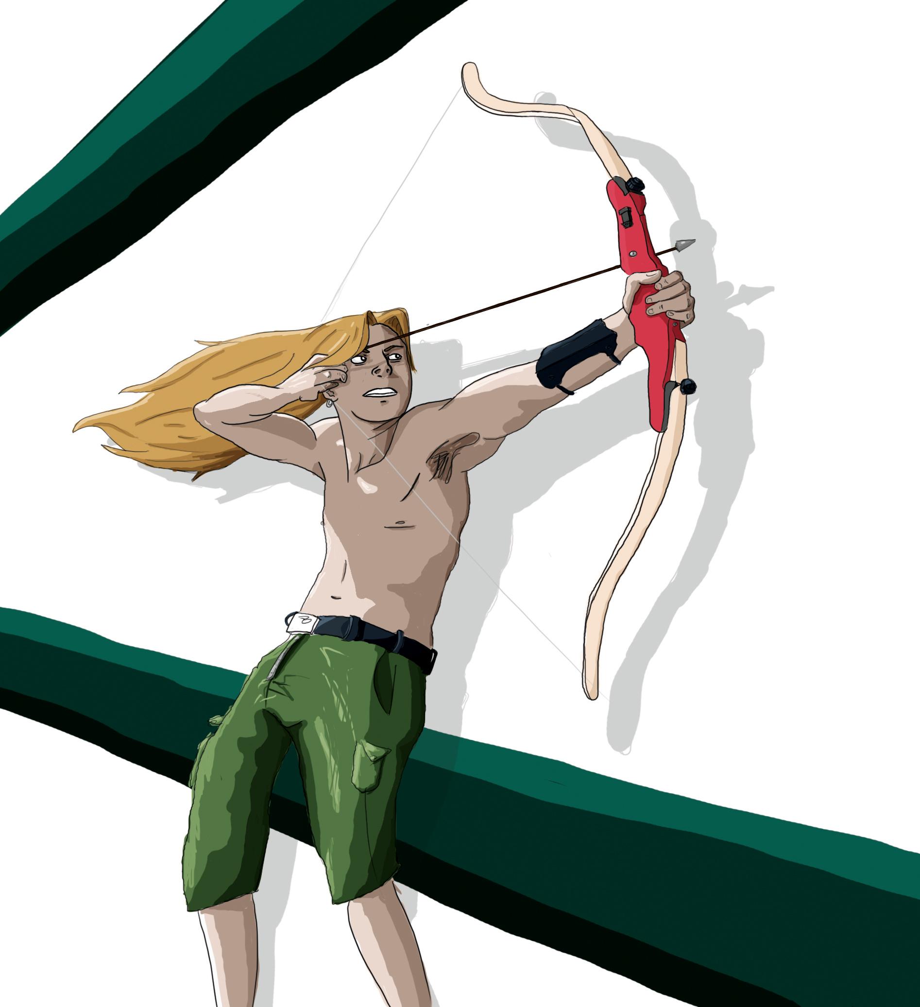 Archer Dude