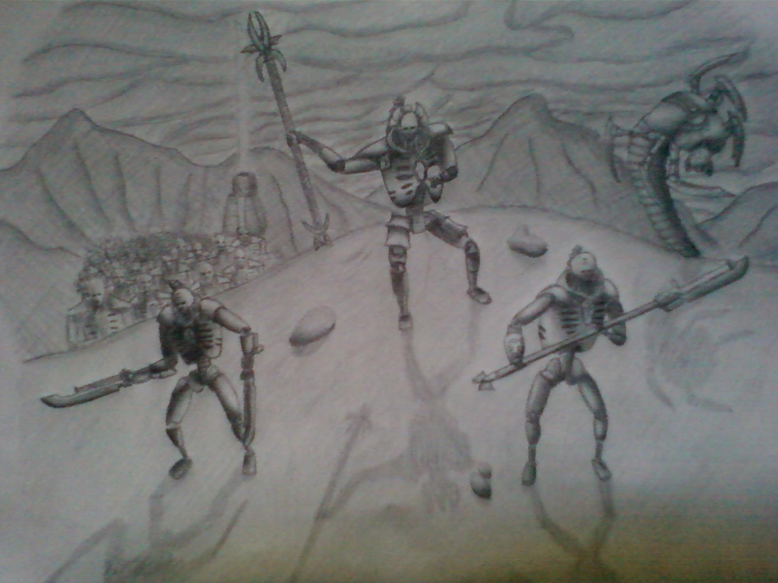 Necron Doomsday