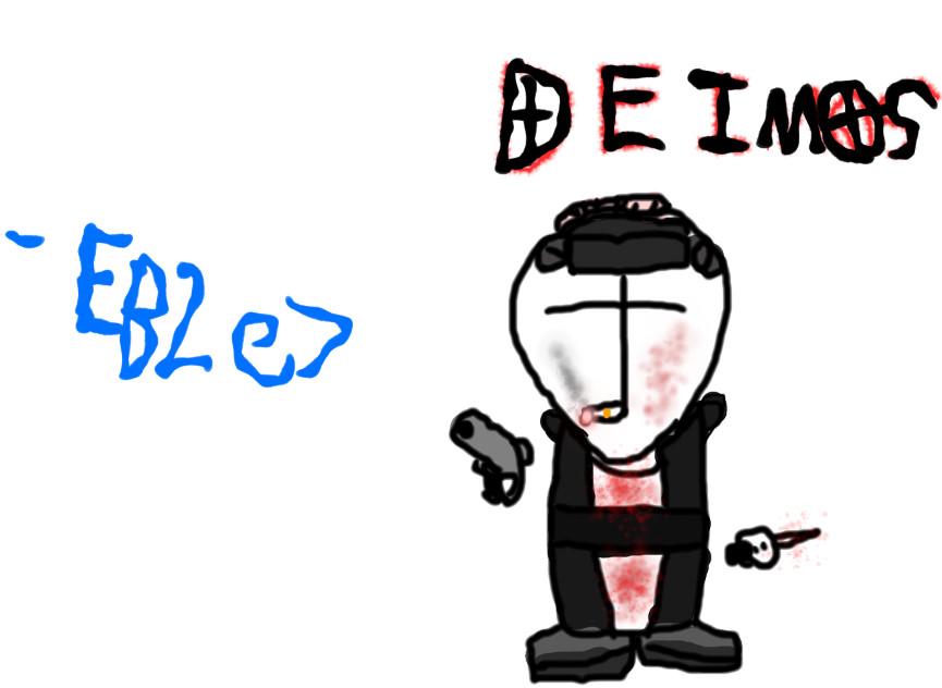 DEIMOS!!!!!!! NO!!!!!!!
