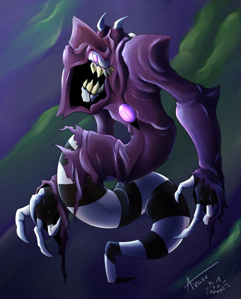 Ghostfreak