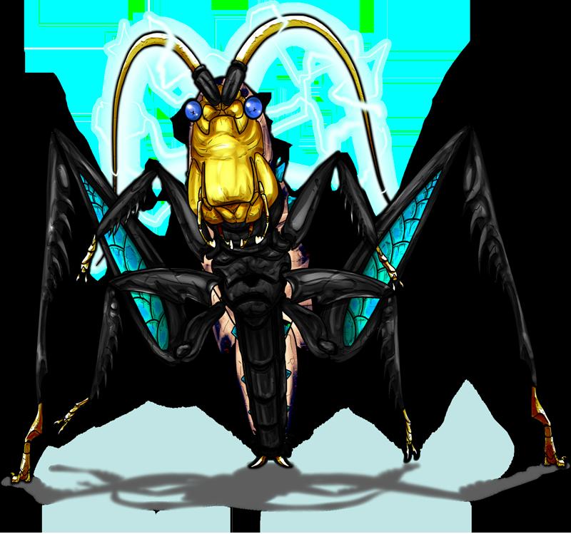 Ancient Monster #2 Jolteta