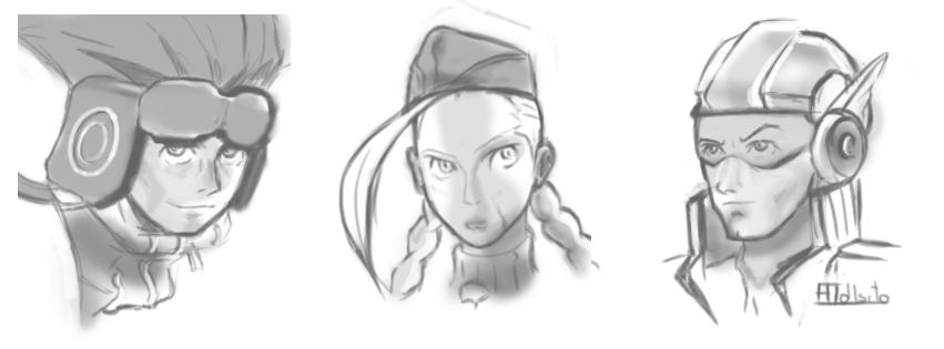 Sketchaday #1