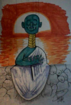 Budda guy