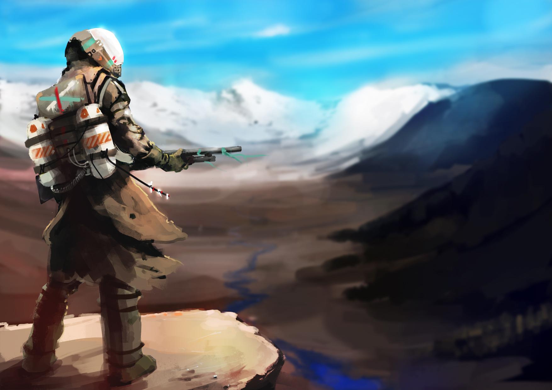 Rangers 2038