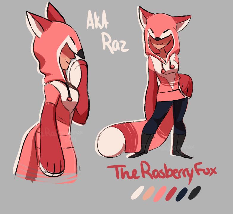 TheRaspberryFox
