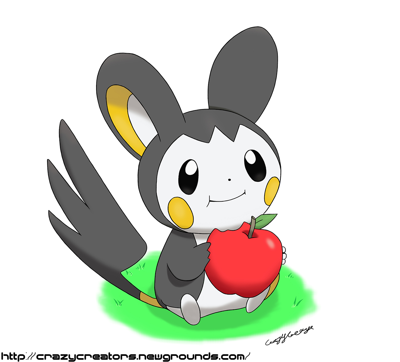 Emolga Images | Pokemon Images