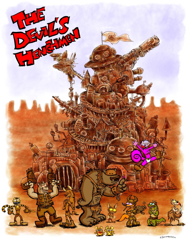 The devil's Henchmen