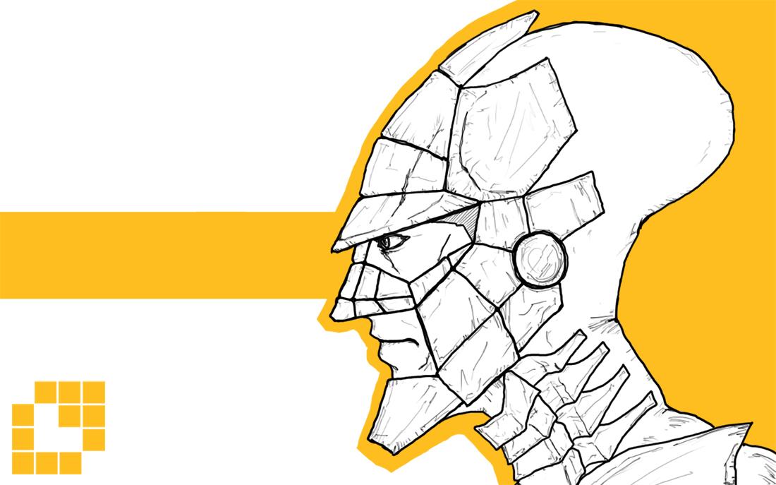 Robotman guy thing