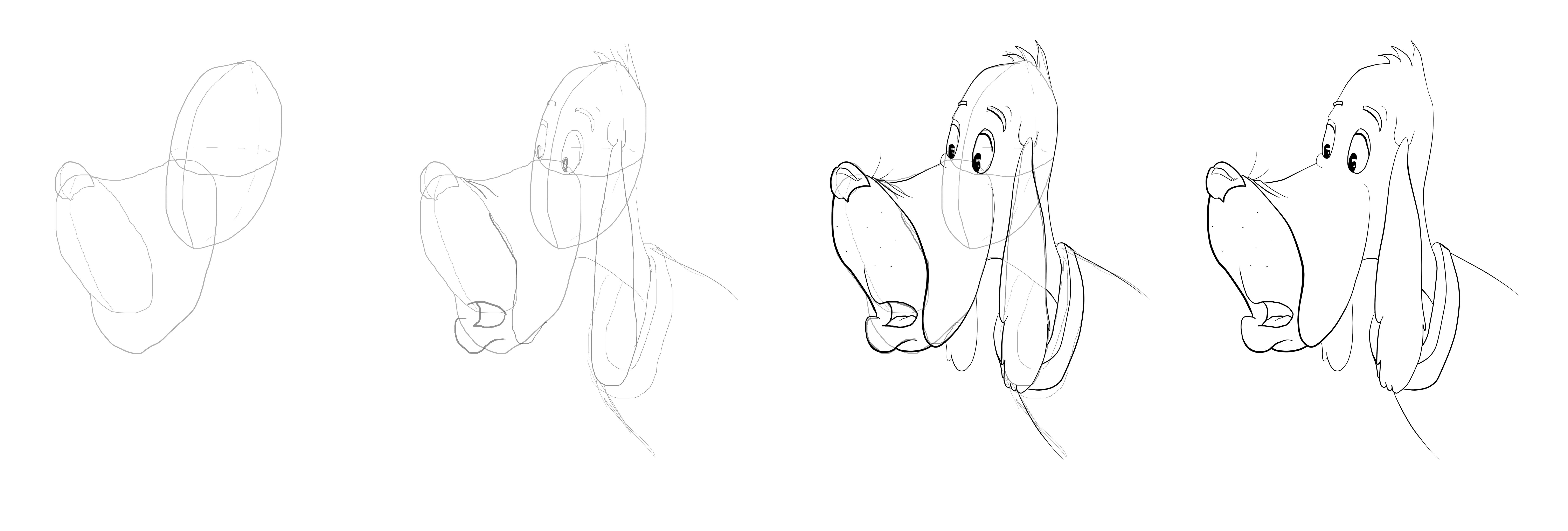 Cartoon Head Test 02