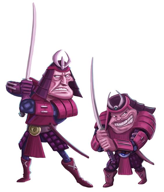 The Original Ryu & Ken