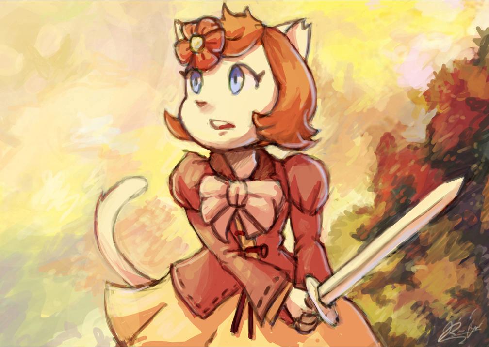 Swordsgirl