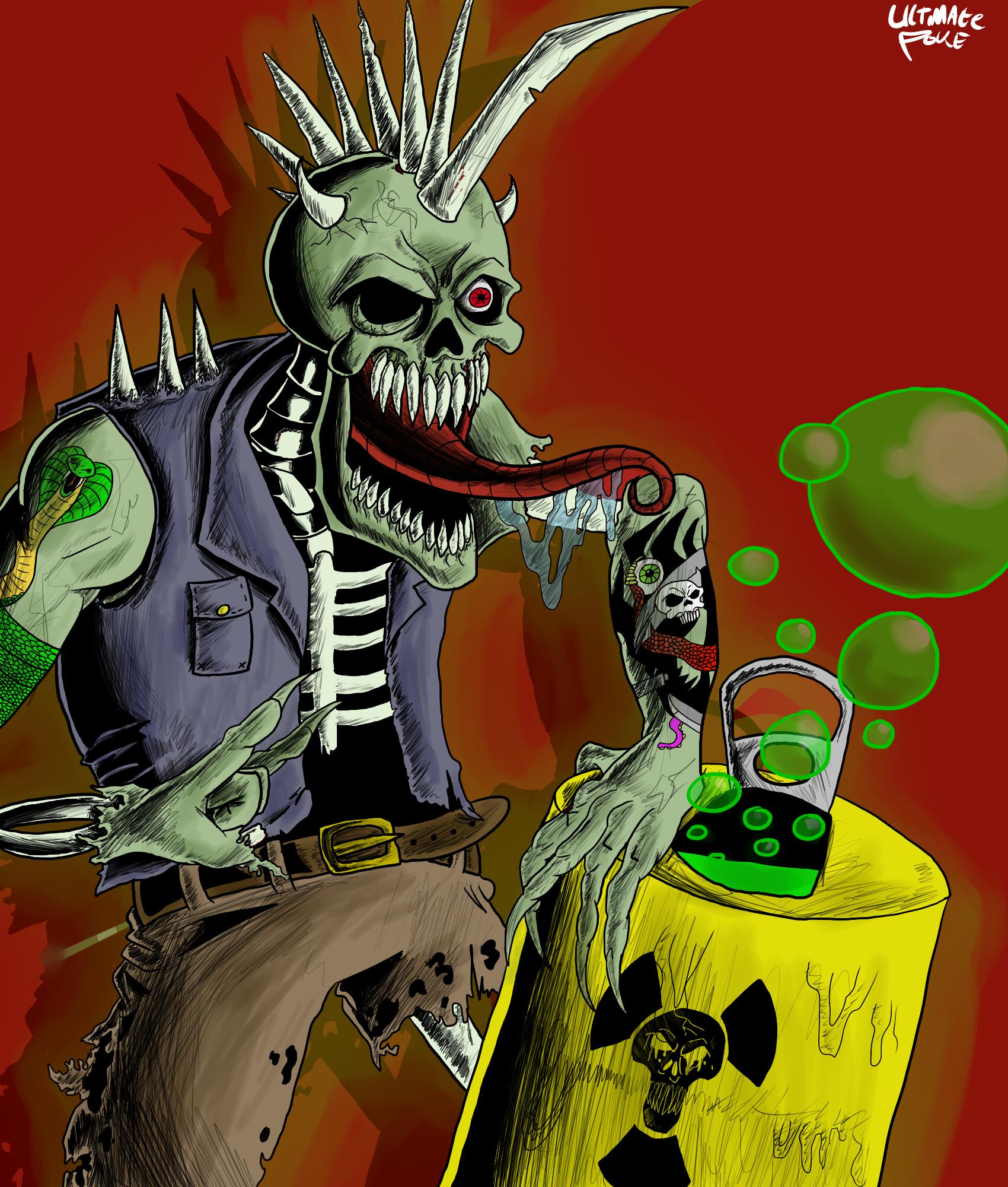 Toxic Metalhead