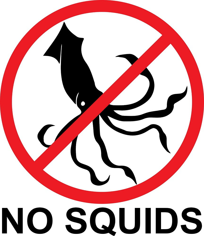 No Squids