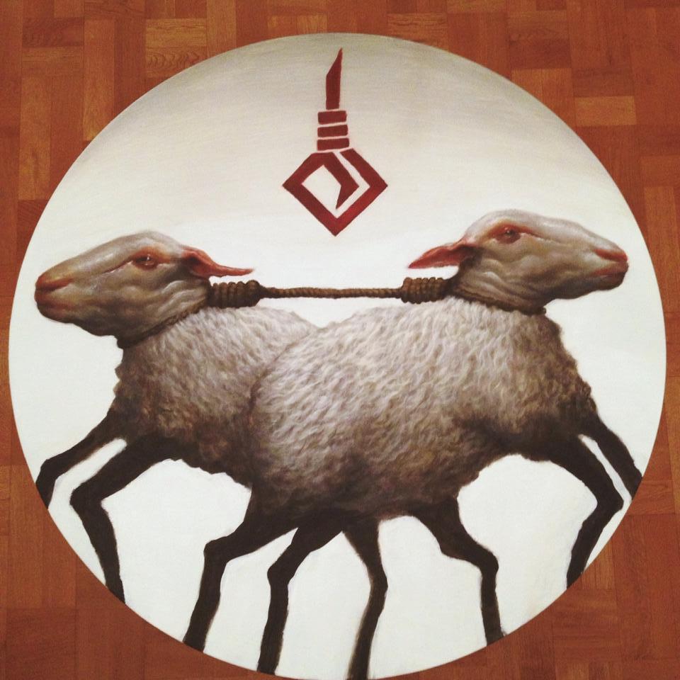 Spasmodic sheep